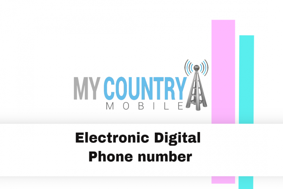Electronic Digital Phone number - My Country Mobile